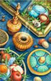 <i>&#8220;Iranian New Year&#8217;s Table&#8221;</i>